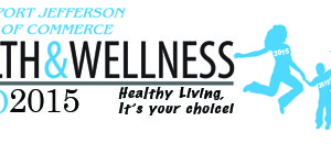 Press Release for Port Jeff Health & Wellness Expo 2015
