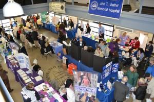 Port Jefferson Health & Wellness Expo 2011